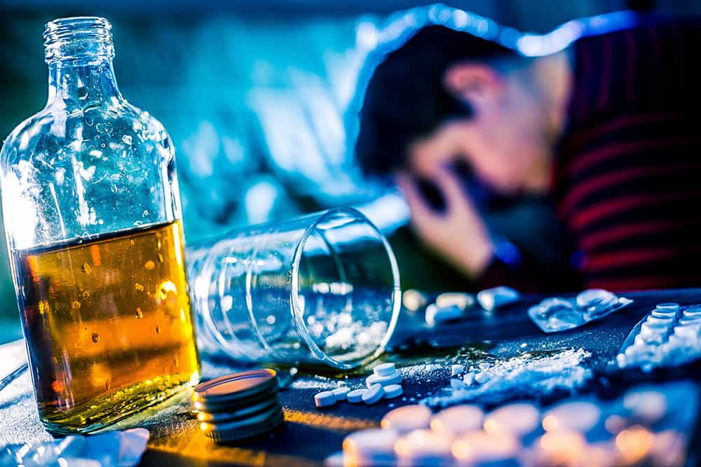 Drug, Gambling and Alcohol Addiction