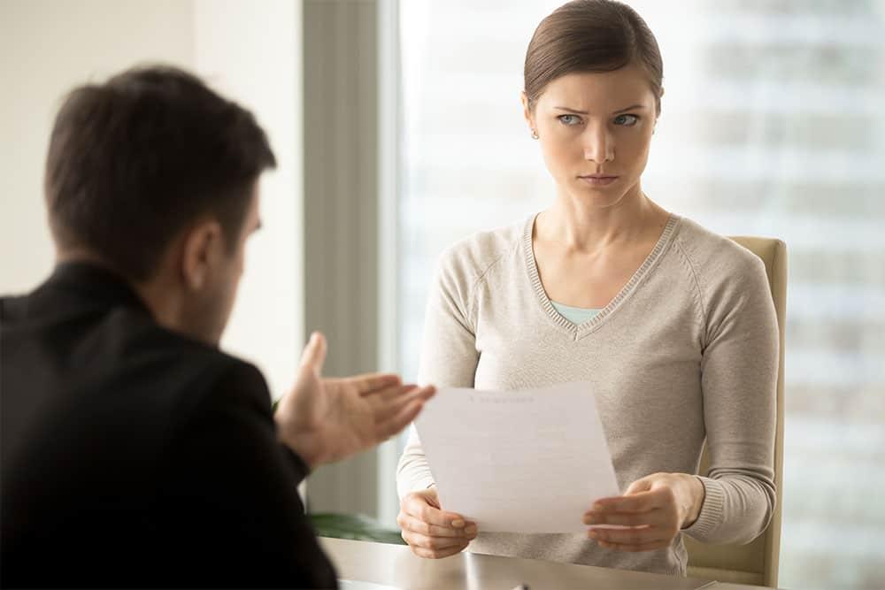Employee suspected of insurance fraud