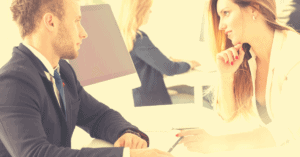 emotional affair beginning at work